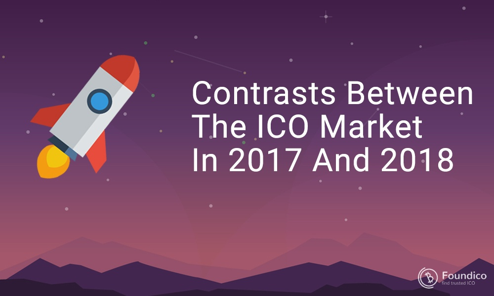 The ICO market in 2018
