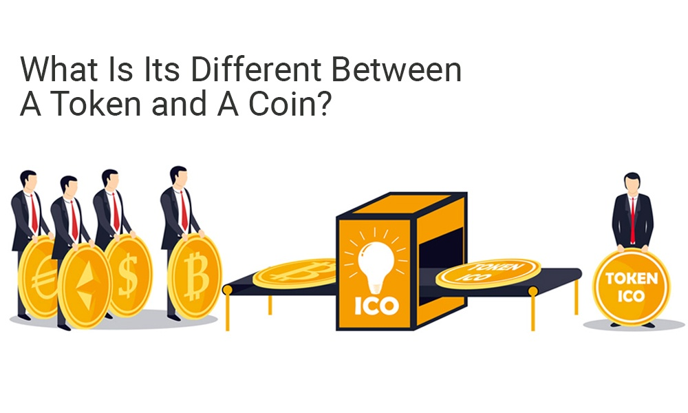 Token ICO: What Is Its Different From Cryptocurrency?