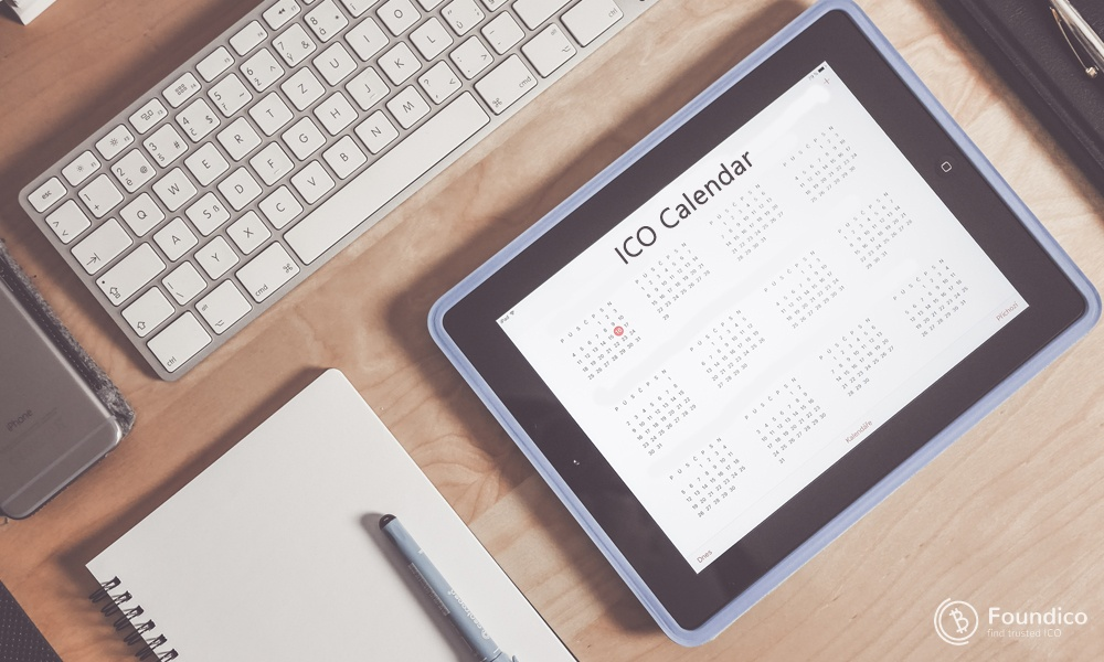 Leveraging on an ICO calendar: Know exactly when to invest in an ICO