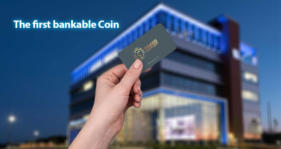The bankable coin