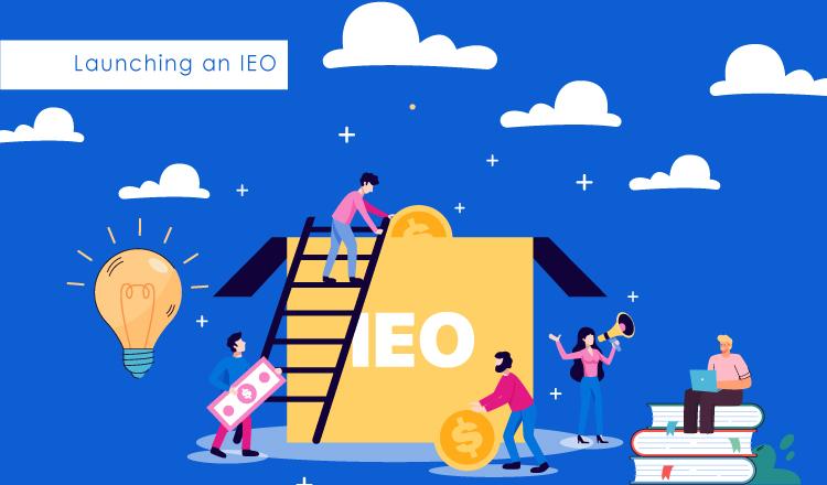 Launching an IEO