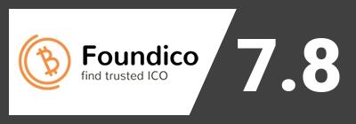TransCrypt score on Foundico.com