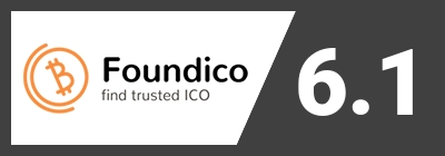 Contractium score on Foundico.com
