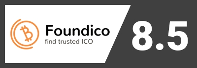 X Infinity score on Foundico.com