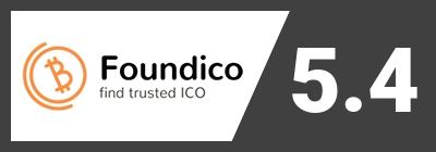 GGRocket (GGR) ICO rating