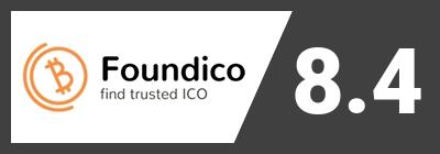 LUCRE score on Foundico.com