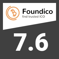 cryptolancers.network score on Foundico.com