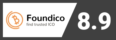 TrustED score on Foundico.com