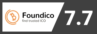 OilWellCoin score on Foundico.com
