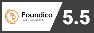 theCryptoWatch (XCW) ICO rating