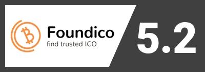 DAIN (DAINE) ICO rating