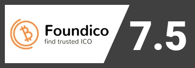 Crypto Tron score on Foundico.com