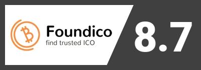 Creditcoin (CCOIN) ICO rating
