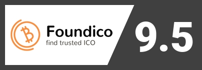 Aitheon score on Foundico.com